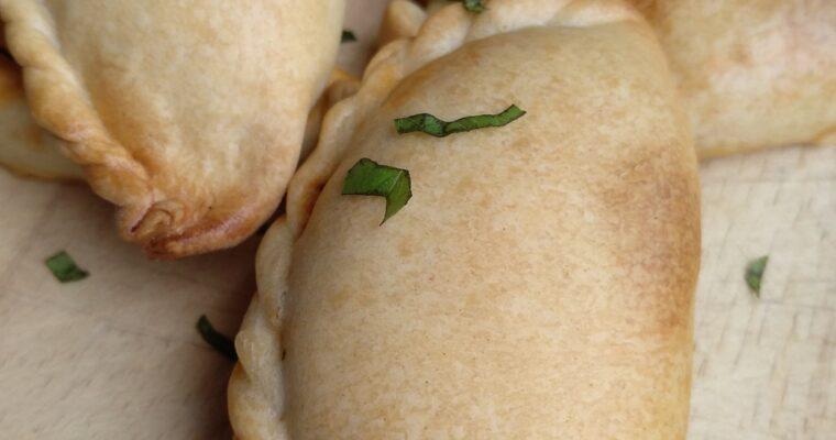 Dough for Argentinian empanadas